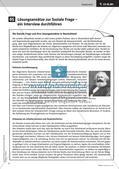 Fertige Unterrichtsstunden zum Kaiserreich: Die Soziale Frage Preview 10