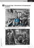 Fertige Unterrichtsstunden zum Kaiserreich: Die Soziale Frage Preview 4