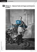 Fertige Unterrichtsstunde zum Ersten Weltkrieg: Wilhelm II. Preview 4