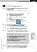 Fertige Stunden zu Groß- und Kleinschreibung: Unbestimmte Mengenangaben und Zeitangaben Preview 4
