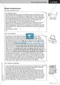 Fertige Stunden zu Groß- und Kleinschreibung: Substantivierungen mit Artikeln und Anredepronomen Preview 9