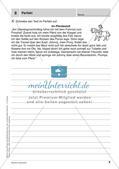 Lernkontrollen: Wortschatz und Tempus Preview 10