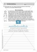 Lernkontrollen: Wortschatz und Tempus Preview 3