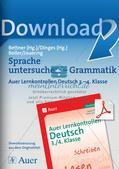 Lernkontrollen: Grammatik Preview 1