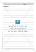 Lernkontrollen: Schreiben und sinnentnehmendes Lesen Preview 10