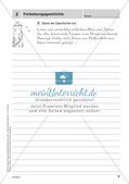 Lernkontrollen: Schreiben und sinnentnehmendes Lesen Preview 4