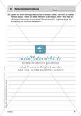 Lernkontrollen: Schreiben und sinnentnehmendes Lesen Preview 5