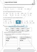 Rechtschreibtraining: Silben und Vokale Preview 9