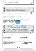 Rechtschreibtraining: Groß- und Klein-, Getrennt- und Zusammenschreibung Preview 6