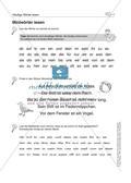 Übungen zur Lesefertigkeit bei LRS Preview 10