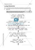 Übungen zur Lesefertigkeit bei LRS Preview 19
