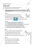 Übungen zur Sinnentnahme bei LRS Preview 12