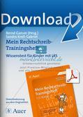 LRS: Wissenstest Rechtschreibung Preview 1