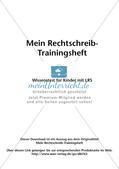 LRS: Wissenstest Rechtschreibung Preview 2