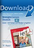 Bewegtes Lernen: Lesen Preview 1