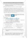 Hausaufgaben: Schreiben Preview 8