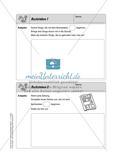 Hausaufgaben: Buchstaben und Laute Preview 4