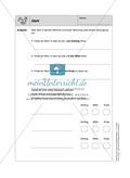 Hausaufgaben: Buchstaben und Laute Preview 7