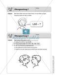 Hausaufgaben: Buchstaben und Laute Preview 9