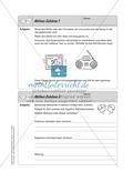 Bewegte Hausaufgaben: Sprechen und Zuhören Preview 4