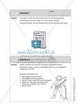 Bewegte Hausaufgaben: Sprechen und Zuhören Preview 5