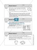 Bewegte Hausaufgaben: Sprechen und Zuhören Preview 7