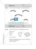 Bewegte Hausaufgaben: Sprechen und Zuhören Preview 8