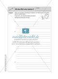 Bewegte Hausaufgaben: Schreiben Preview 10