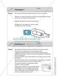 Bewegte Hausaufgaben: Schreiben Preview 11