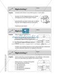 Bewegte Hausaufgaben: Schreiben Preview 4
