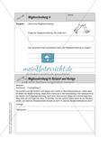 Bewegte Hausaufgaben: Schreiben Preview 6
