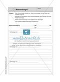 Bewegte Hausaufgaben: Mit Texten und Medien umgehen Preview 5