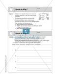 Bewegte Hausaufgaben: Sprache und Sprachgebrauch Preview 4