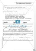 Hausaufgaben: Sprache untersuchen Preview 5
