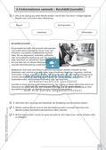 Hausaufgaben: Mediennutzung und Reflexion Preview 6