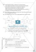 Hausaufgaben: Grammatik und Rechtschreibung Preview 4