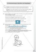 Hausaufgaben: Grammatik und Rechtschreibung Preview 9