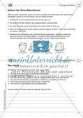 Kooperative Lernmethoden: Feriengeschichten Preview 6