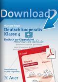 Kooperative Methoden: Ein Buch zur Klassenfahrt Preview 1
