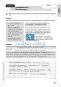 Stationenarbeit Aufsätze: Lineare Erörterung Preview 11
