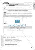 Stationenarbeit Aufsätze: Lineare Erörterung Preview 12