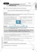 Stationenarbeit Aufsätze: Lineare Erörterung Preview 13