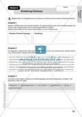 Stationenarbeit Aufsätze: Lineare Erörterung Preview 8
