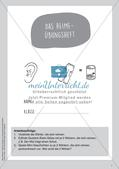 Training der Phonologischen Bewusstheit: Reime Preview 4