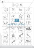 Training der Phonologischen Bewusstheit: An-, In- und Auslaute Preview 10