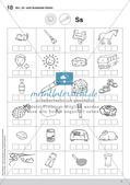 Training der Phonologischen Bewusstheit: An-, In- und Auslaute Preview 14