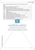 Fabeln: Textsortenmerkmale und Wortschatz Preview 10
