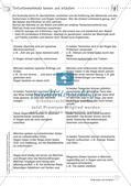Fabeln: Textsortenmerkmale und Wortschatz Preview 9
