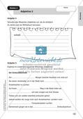 Wortarten - Nomen, Adjektive, Verben Preview 8