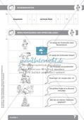 Deutschunterricht auf dem Schulhof Preview 9